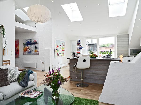 Appartement de 92 m² au magnifique design 2