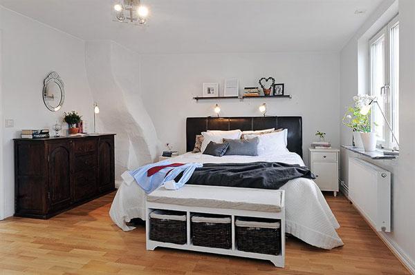 Appartement convivial sous les combles 10