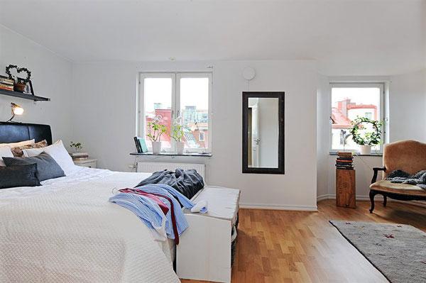 Appartement convivial sous les combles 14