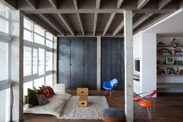 L'appartement Copan à Sao Paulo 12