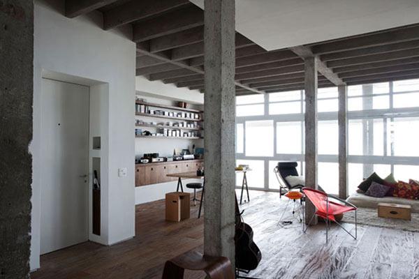 L'appartement Copan à Sao Paulo 3