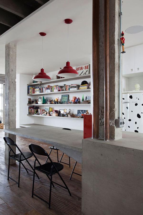 L'appartement Copan à Sao Paulo 6