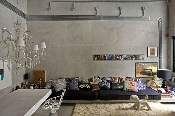 Appartement GT House au Brésil 1