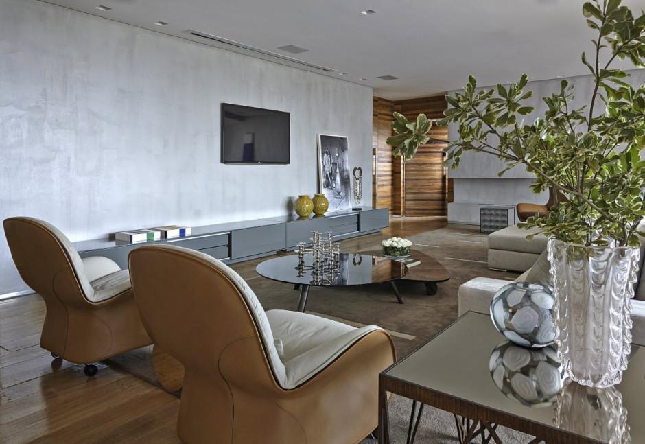 L'appartement L.A au Brésil 5