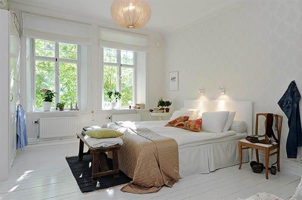 Appartement ouvert à la lumière naturelle 3