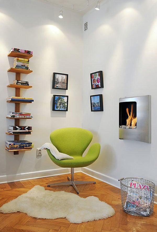 Appartement lumineux et plein de couleurs 4