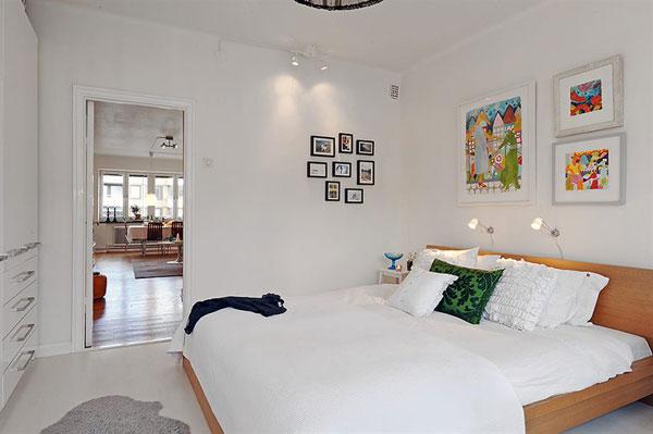 Appartement lumineux et plein de couleurs 9