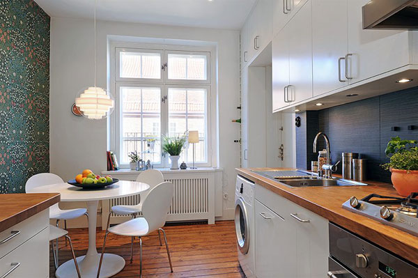 Appartement lumineux avec des touches de couleurs 11