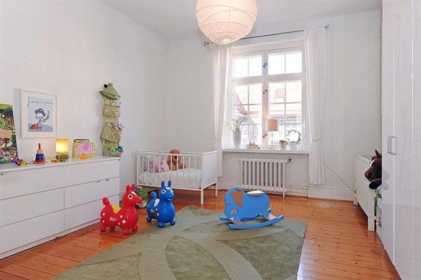 Appartement lumineux avec des touches de couleurs 14