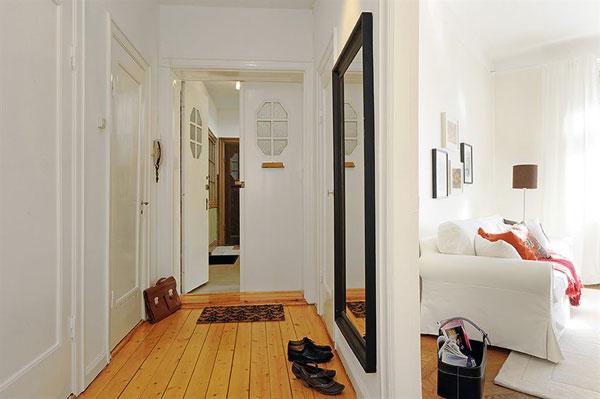 Appartement lumineux avec des touches de couleurs 17