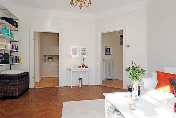 Appartement lumineux avec des touches de couleurs 6