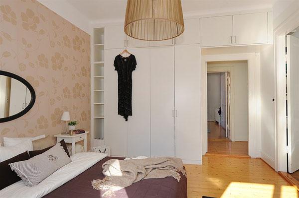 Appartement lumineux avec des touches de couleurs 8