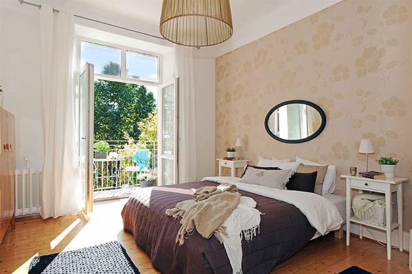 Appartement lumineux avec des touches de couleurs 9