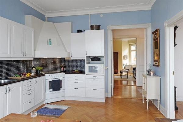 Appartement spacieux et lumineux en Suède 17