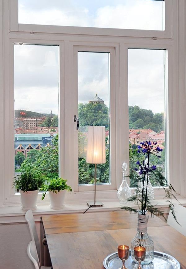 Appartement spacieux et lumineux en Suède 4