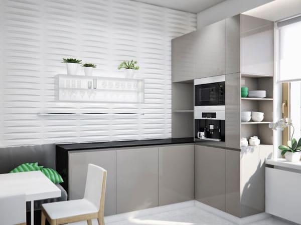 Appartement ukrainien ingénieusement compartimenté 9