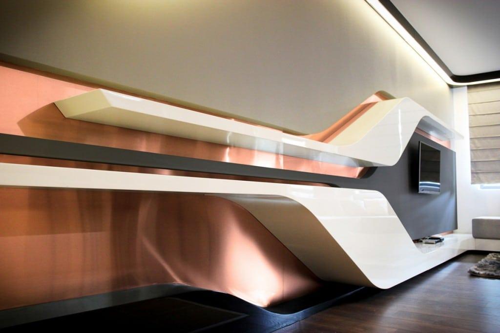 Appartement futuriste en Bulgarie 4