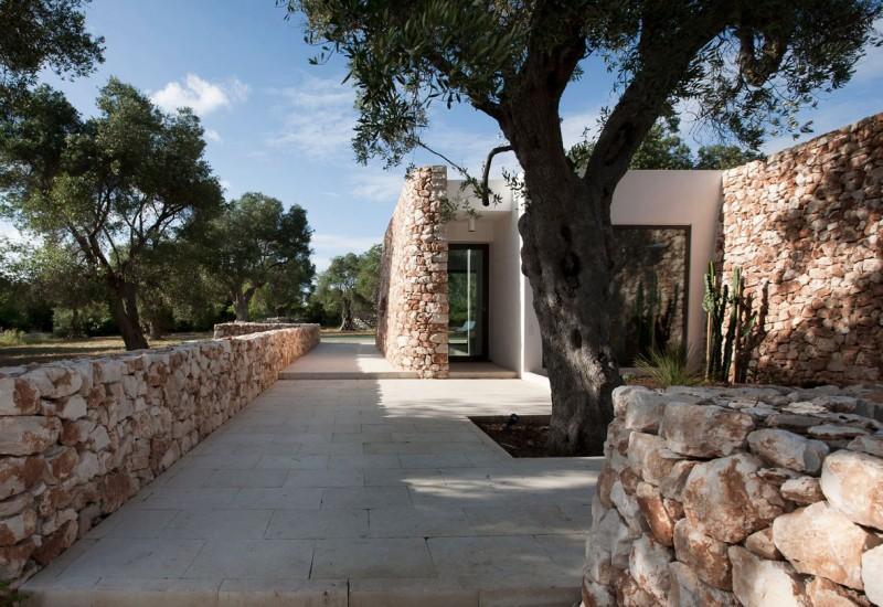 L 39 clairage sous les meubles de cuisine style et fonctionnalit moderne house 1001 photos - Maison loliveraie casa nel bosco di ulivi ...