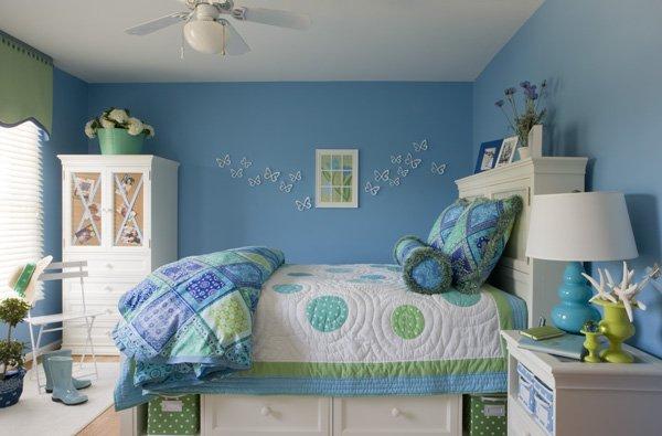 55 id es de design de chambres pour adolescentes. Black Bedroom Furniture Sets. Home Design Ideas
