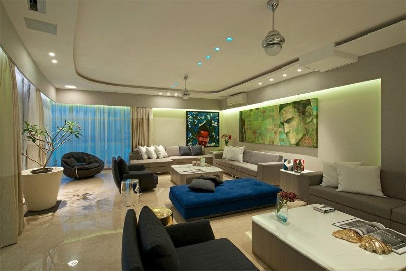 Appartement au design opulent et élégant 1