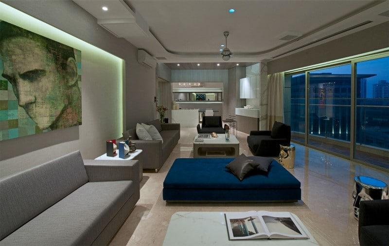 appartement au design élégant et opulent 2