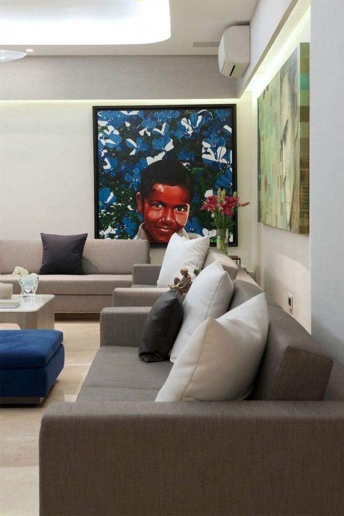 appartement au design élégant et opulent 3
