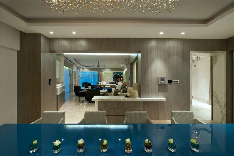 appartement au design élégant et opulent 7