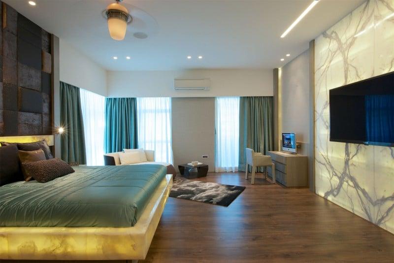 appartement au design élégant et opulent 8