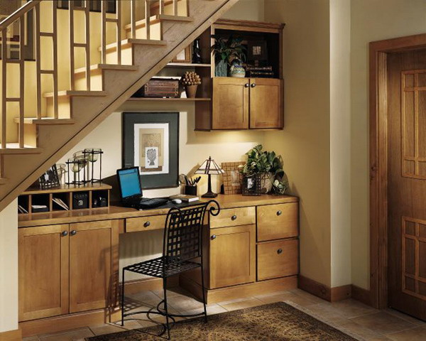 am nagement sous escalier 60 id es 2018 du placard la cuisine. Black Bedroom Furniture Sets. Home Design Ideas