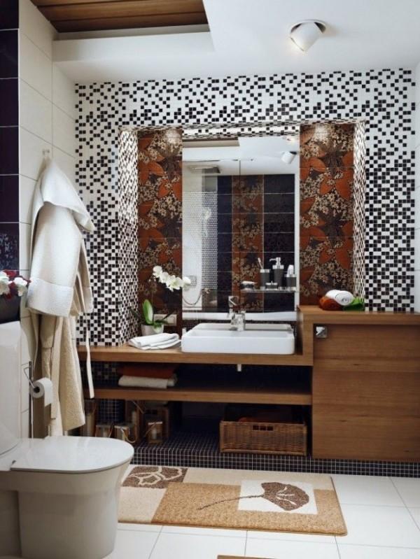 30 id es et astuces de rangement pour la salle de bain for Idees rangement salle de bain
