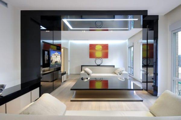 Appartements Serrano à Madrid 1