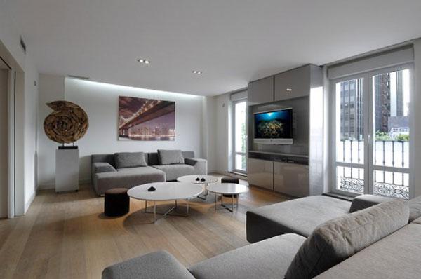 Appartements Serrano à Madrid 11