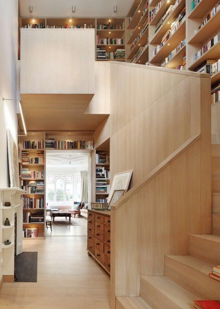La maison Book Tower 4