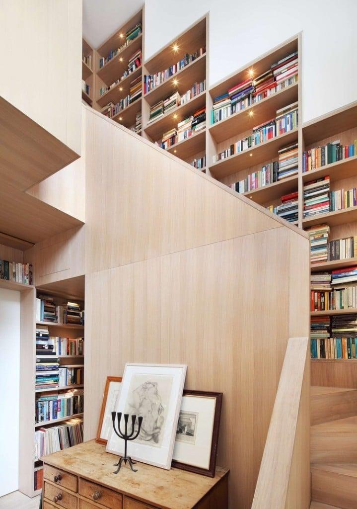 La maison Book Tower 5
