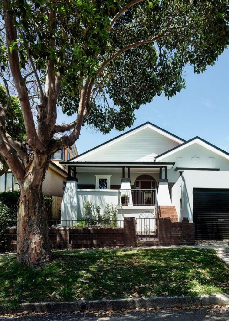 La maison Boone Murray en Australie 1