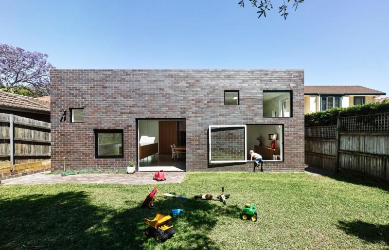 La maison Boone Murray en Australie 2