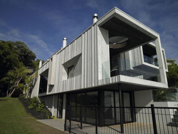 La résidence Karaka Bay en Béton 2