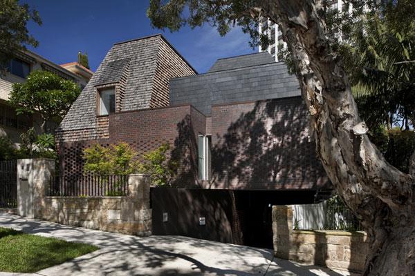 Australie la spectaculaire maison dpr - Maison ecomo residence compacte integree paysage reve ...