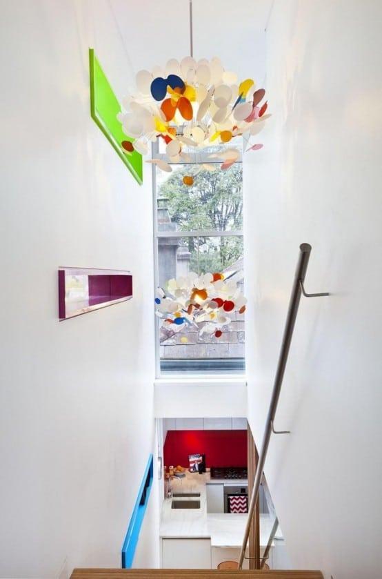 La maison rénovée éclectique et colorée à Sydney 2