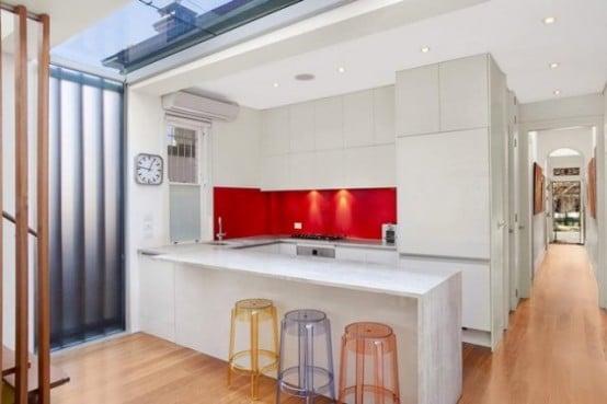 La maison rénovée éclectique et colorée à Sydney 5