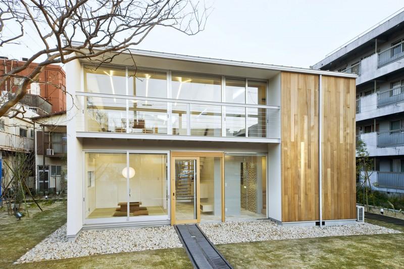 La maison IO 1