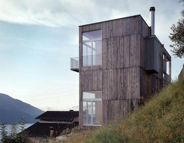 La maison monolithique Casa Larga 1