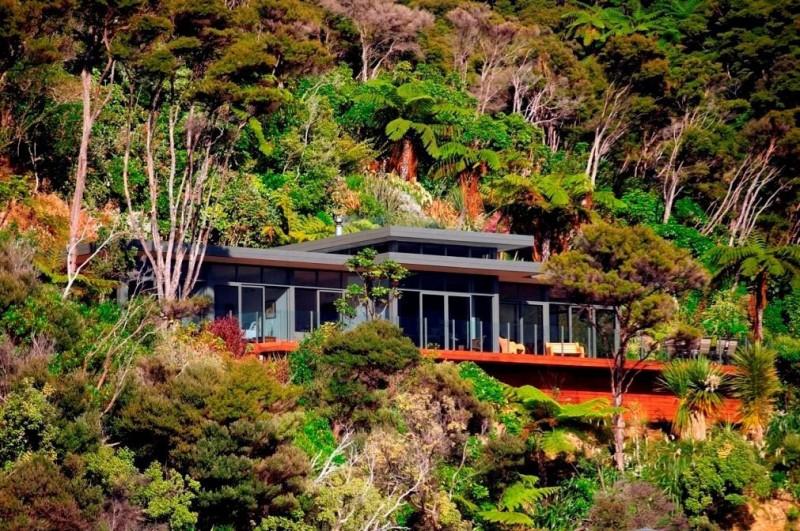 La maison de vacances Purotu Bach 3