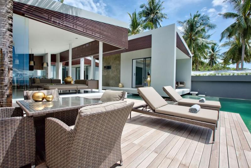 Complexe Mandala Beach Villas 4