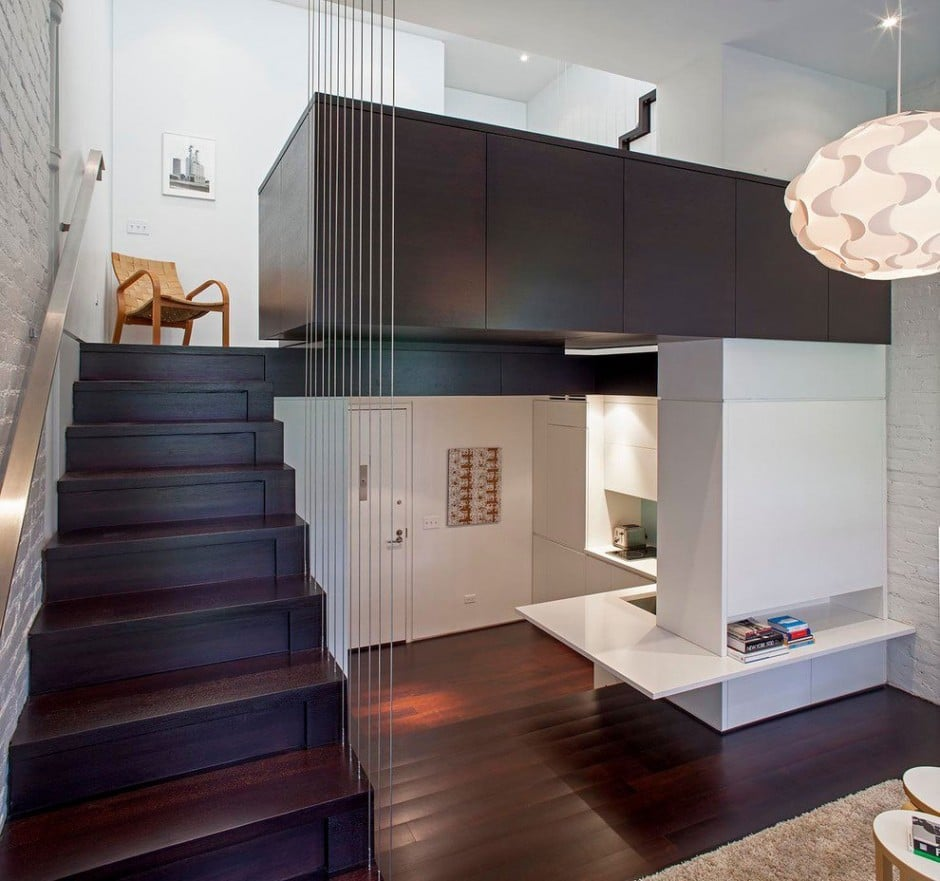 Micro-loft à Manhattan 1