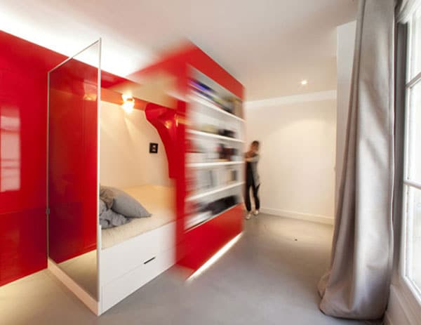 L'appartement Red Nest 3