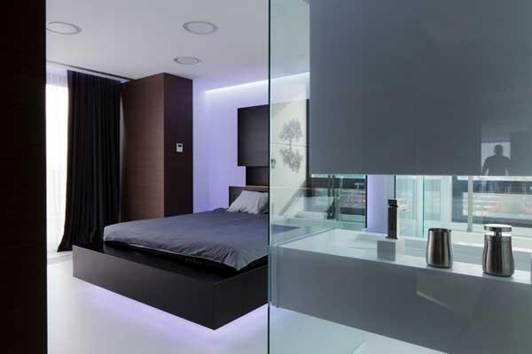 Le penthouse AC 12