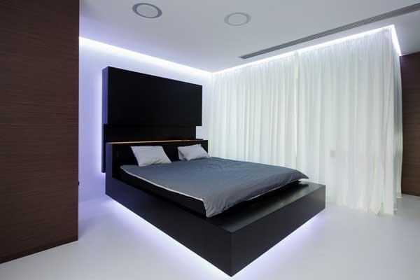 Le penthouse AC 13