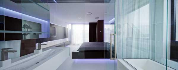 Le penthouse AC 15