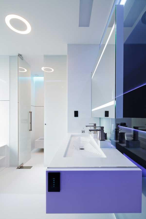 Le penthouse AC 22